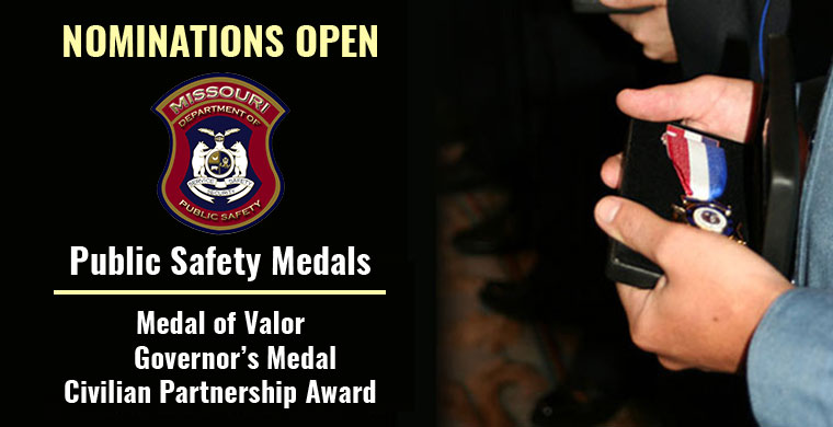 Nominations Open - DPS Medals