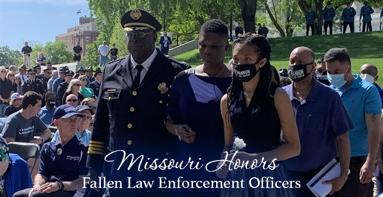 Law Enforcement Memorial Ceremonies