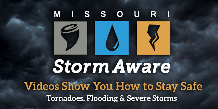 StormAware - Videos show you how to stay safe