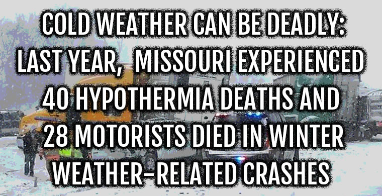 cold weather can be deadly
