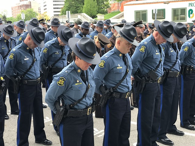 On May 4, 2019, Missouri honored the state's fallen law enforcement officers during the annual Law Enforcement Memorial Service on the 25th anniversary of the Missouri Law Enforcement Memorial.