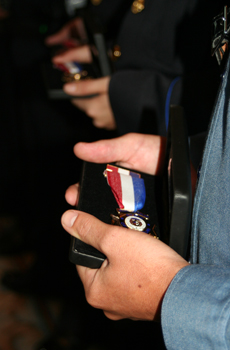 Medal of Valor is Missouri's highest award for public safety officers