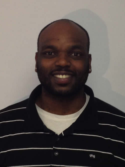 February 2015 Employee of the Month, Justin Newsome