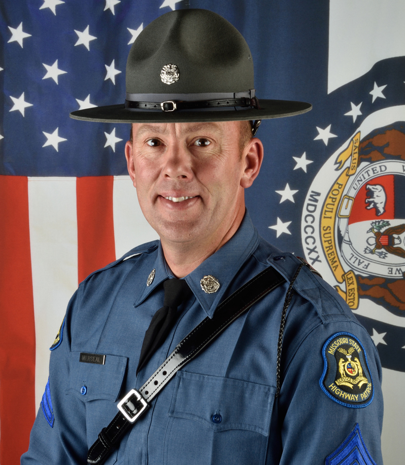 August 2017 Employees of the Month, Sergeant Kurt Merseal