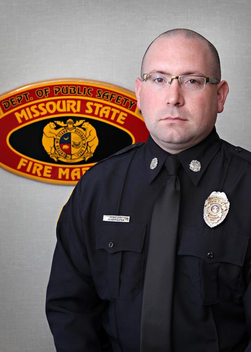 Fire Investigaor is Emoployee of the Month